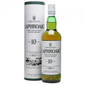 Laphroaig 10y (Schottland, Islay)